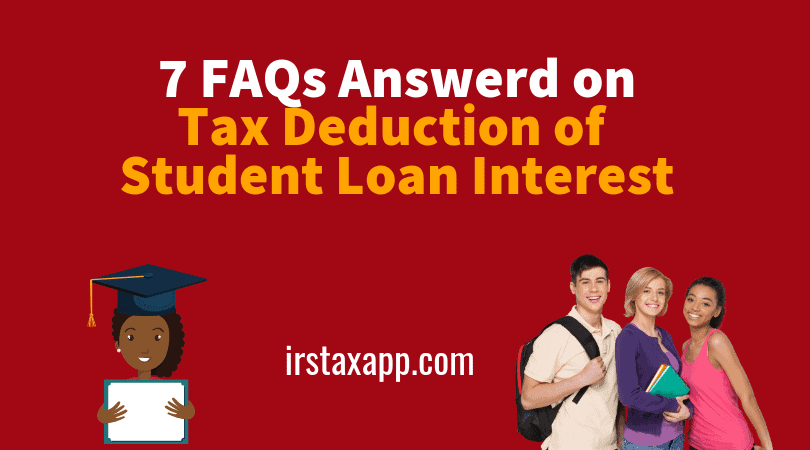 Student Loan Interest Tax Deduction